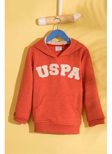 U.S.Polo Assn. Sweatshirt Kahve